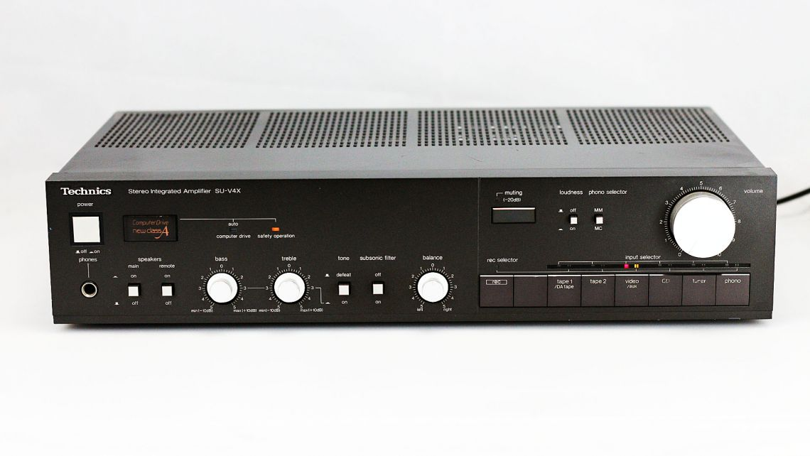 Amplifier TECHNICS SU-V4X