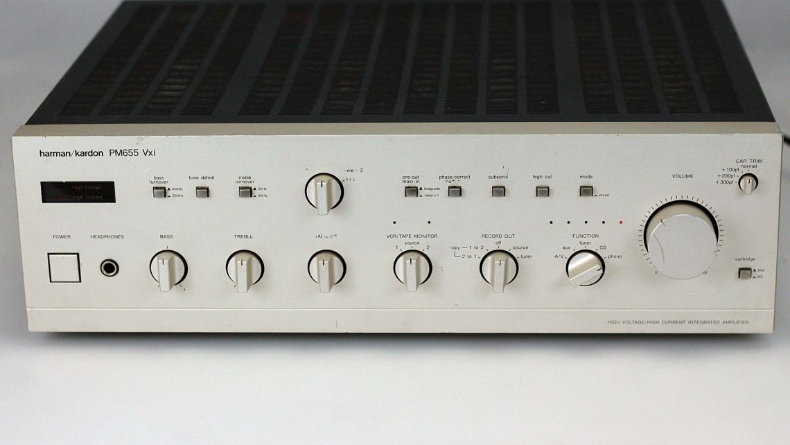 Stereo amplifier HARMAN KARDON PM655 Vxi