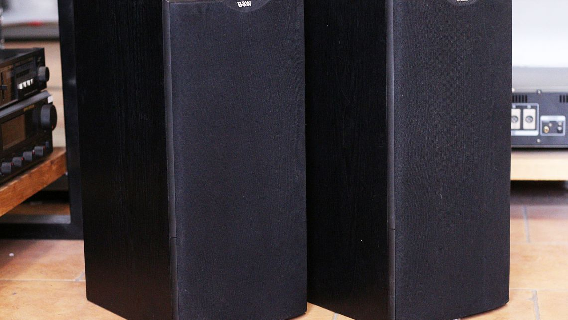 kolumny B&W Loudspeakers Ltd. - DM602